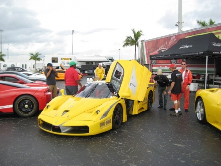 FERRARI CLUB OF AMERICA TRACK DAY