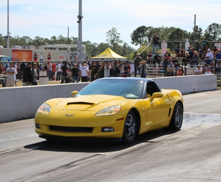Street Car Drags returns to PBIR on January 18