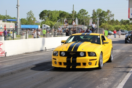 Fun Ford Weekend features Triathlon on the Road Course & Drag Strip