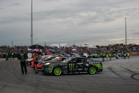ESSA TAKES FIRST PLACE IN ROUND 3 OF FORMULA DRIFT