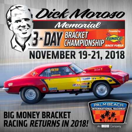 Underwood, Dweck, and Bargo score wins at Dick Moroso Memorial 3-Day Bracket Championship presented by Sunoco Race Fuels